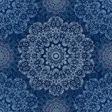 Abstract naadloos het herhalen patroon Vector Royalty-vrije Stock Afbeeldingen