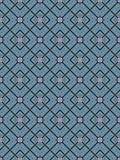 Abstract naadloos oostelijk gedetailleerd vectorpatroon Royalty-vrije Stock Foto