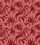 Abstract naadloos organisch patroon Vector illustratie Royalty-vrije Stock Fotografie
