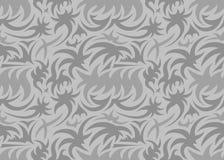 Abstract naadloos organisch patroon Vector illustratie Royalty-vrije Stock Foto's