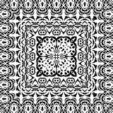 Abstract naadloos overzichtspatroon Stock Afbeelding