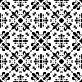 Abstract Naadloos Patroon [2] Royalty-vrije Stock Afbeelding