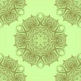 Abstract naadloos patroon. Stock Afbeelding