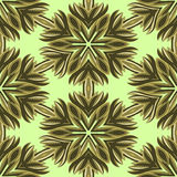 Abstract naadloos patroon. Royalty-vrije Stock Afbeeldingen