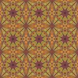 Abstract naadloos patroon Royalty-vrije Stock Foto
