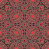 Abstract naadloos patroon Stock Fotografie