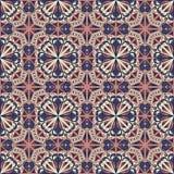 Abstract naadloos patroon Stock Foto