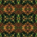 Abstract naadloos patroon die draak op huid lijken royalty-vrije illustratie