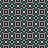 Abstract naadloos patroon met donkere achtergrond Stock Afbeeldingen