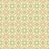 Abstract naadloos patroon met rechthoeken in pastelkleuren Royalty-vrije Stock Afbeeldingen