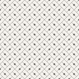 Abstract Naadloos Patroon Regelmatig herhalend tegels van rhombuse Stock Foto's