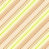 Abstract naadloos patroon in retro stijl Royalty-vrije Stock Afbeeldingen