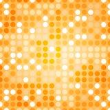 Abstract Naadloos Patroon Techno stock illustratie