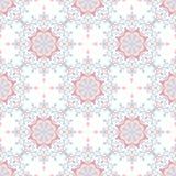 Abstract Naadloos Patroon Uitstekend Ornamentpatroon Islamitisch, AR Royalty-vrije Stock Afbeelding
