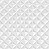 Abstract naadloos patroon van vierkanten en diagonale vormen vector illustratie