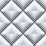 Abstract naadloos patroon van vierkanten textuur van ceranic Royalty-vrije Stock Foto