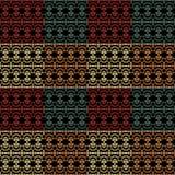 Abstract Naadloos Patroon Vector illustratie voor uw zoet water design Royalty-vrije Stock Afbeeldingen