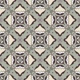 Abstract naadloos patroon voor textiel en achtergrond royalty-vrije stock fotografie