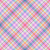 Abstract naadloos regenboogpatroon Stock Foto