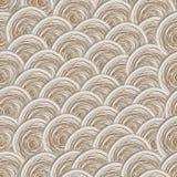 Abstract naadloos vectorpatroon Stock Fotografie