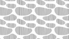 Abstract naadloos vlekpatroon Vector naadloos patroon royalty-vrije illustratie