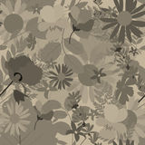 Abstract NaturaAbstract Natural Spring Seamless Pattern Background Stock Photo