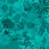 Abstract NaturaAbstract Natural Spring Seamless Pattern Background Royalty Free Stock Image