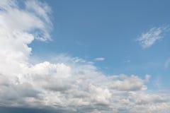 Beautiful sky with clouds. Abstract natural background with clouds. Beautiful sky with clouds in light tonality stock photos