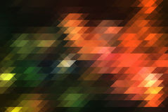 Abstract natural mosaic background Royalty Free Stock Photography