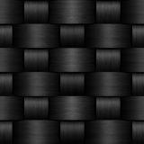 Abstract natural wood wicker background Stock Photos