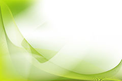 Abstract nature background. In green pattern