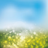 Abstract nature background Royalty Free Stock Image