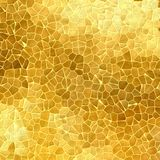 Abstract nature marble plastic stony mosaic tiles texture background gold colors. Abstract nature marble plastic stony mosaic tiles texture background with Royalty Free Stock Image