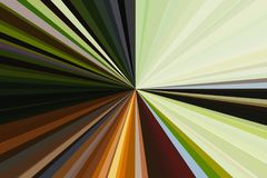 Abstract nature rays background. Colorful stripes beam pattern. Stylish illustration modern trend colors. Stock Image