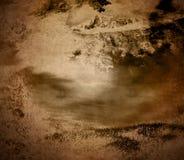 Abstract natuurlijk landschap Stock Foto