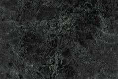 Abstract natuurlijk zwart marmer Royalty-vrije Stock Afbeelding