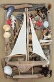 Abstract Nautical Theme Stock Photography