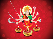 Abstract navratri background Stock Photo