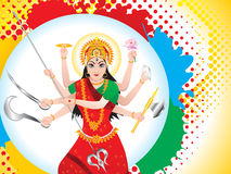 Abstract navratri background Stock Images