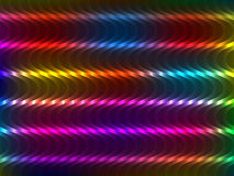 Abstract neon  background. Abstract  background with colorful neon waves Royalty Free Stock Images