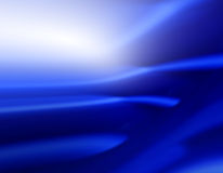 Abstract neon blue graphics background for design Royalty Free Stock Image