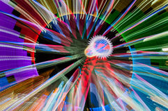 Abstract neon lights Stock Images