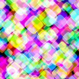Abstract neon seamless background Stock Image