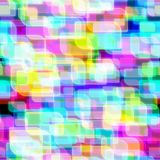 Abstract neon seamless background Stock Photo