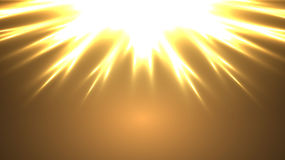 Abstract neon sun Royalty Free Stock Images