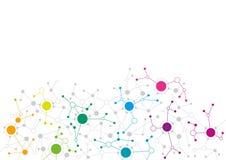 Abstract network design Stock Photos