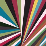 Abstract Neutral Colors Geometric Stripe Sun Burst Background. Abstract Neutral Colors Geometric Stripe Sun Burst Business Background vector illustration