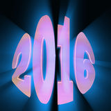 Abstract New Year background Royalty Free Stock Images
