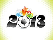 Abstract new year concept Royalty Free Stock Images