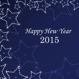 Abstract New Year's background. Christmas stock illustration